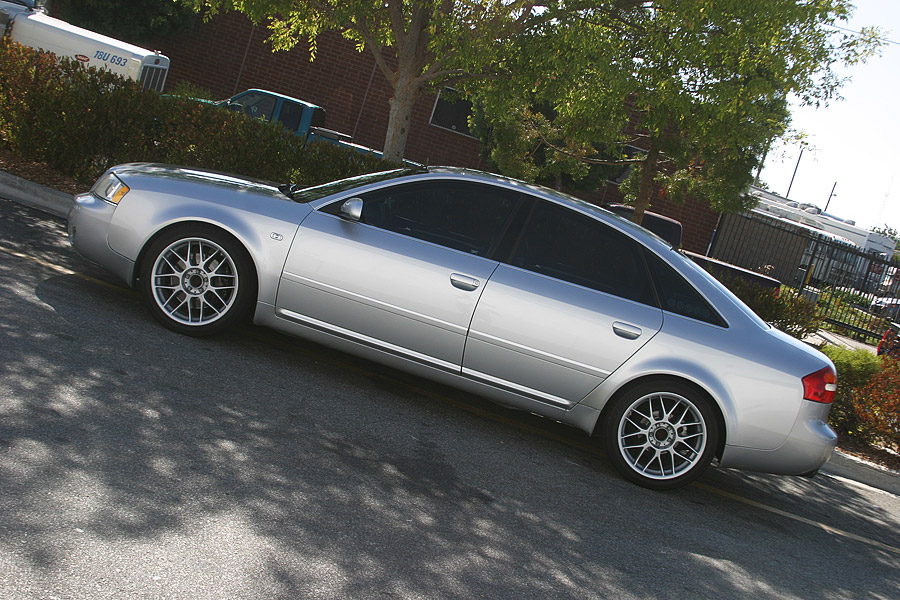 Bbs Cv Wheels With Hp2 Calipers Audiworld Forums